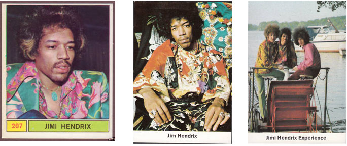 Vintage Rock & Roll Trading Cards: A Visual Guide 11