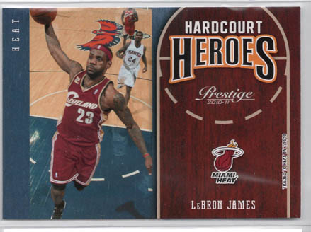 2010-11 Panini Prestige Basketball Review 1