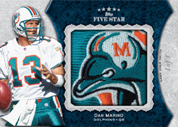 2010 Topps Five Star Football 9