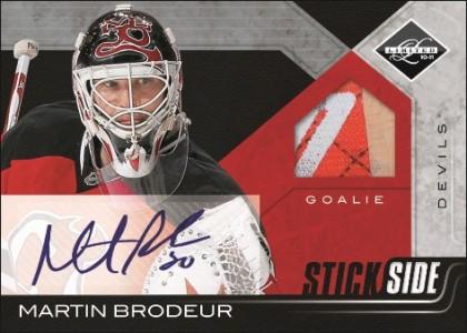 2010-11 Limited Hockey 6