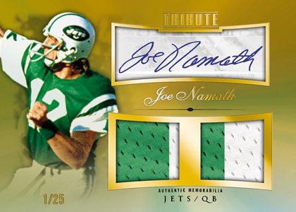 2010 Topps Tribute Football 2