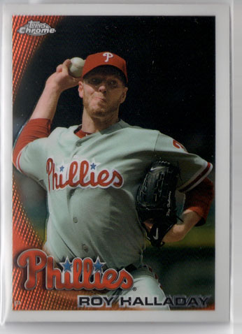 2010 Topps Chrome Baseball Review 10