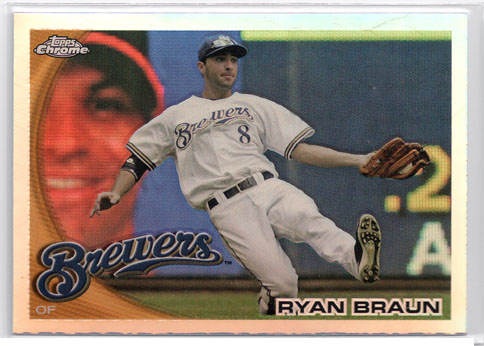 2010 Topps Chrome Baseball Review 13
