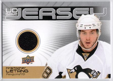 2010-11 Upper Deck Series 1 Hockey 8