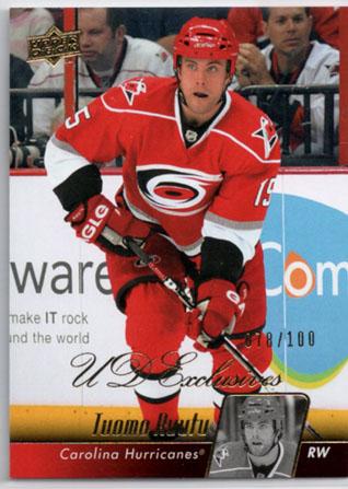 2010-11 Upper Deck Series 1 Hockey 11