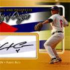 2011 In The Game Heroes and Prospects Baseball Series 1
