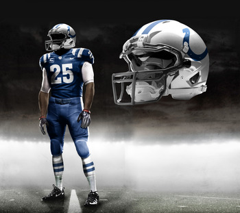 Fictional Nike NFL Uniforms Play-Fake National Media 8