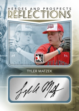 2011 In The Game Heroes and Prospects Baseball Series 1 4