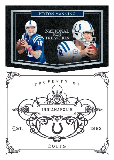2010 National Treasures Football 16