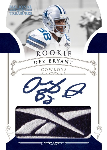 2010 National Treasures Football 14