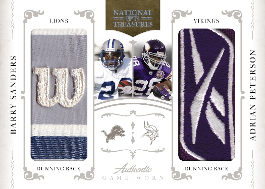 2010 National Treasures Football 13