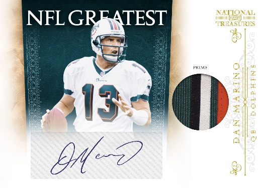 2010 National Treasures Football 12