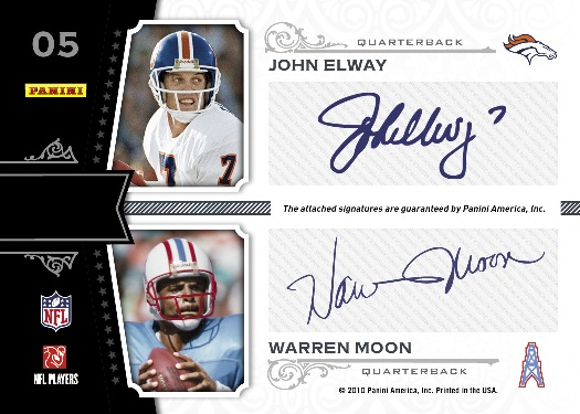 2010 National Treasures Football 11