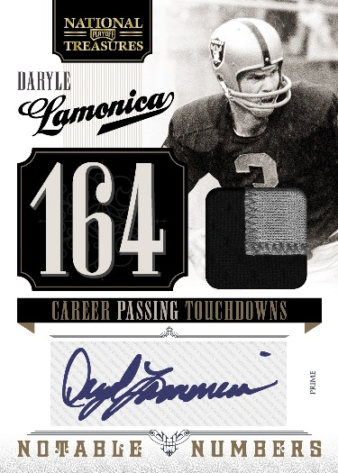 2010 National Treasures Football 8