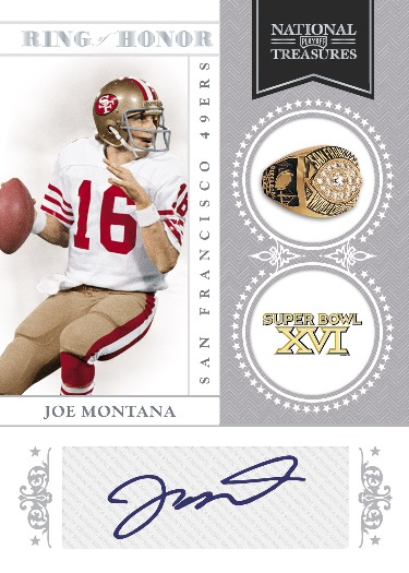2010 National Treasures Football 5