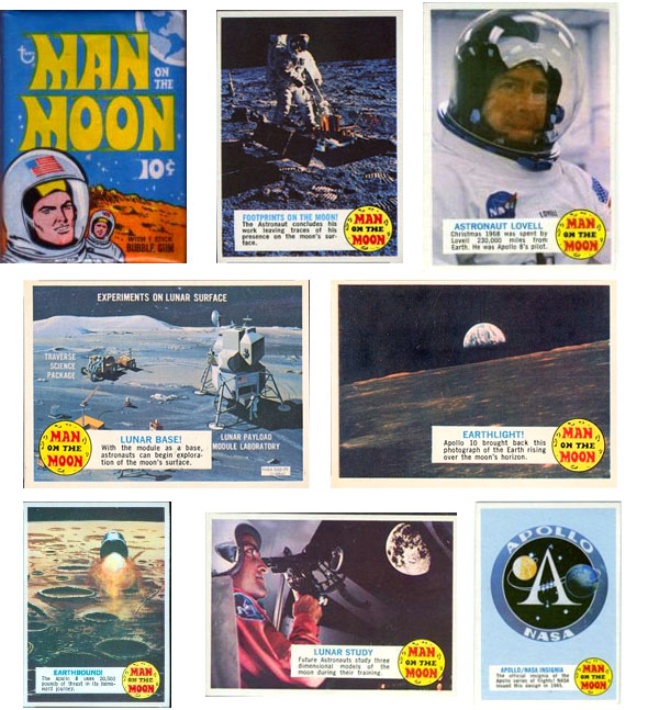 Outer Space Trading Card Guide 8
