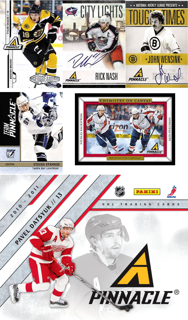 2010-11 Pinnacle Hockey 1