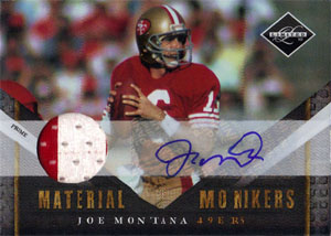 Big Time Hits: 2010 Football Card Patches, Autos, Rookies and Legends  19