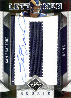Big Time Hits: 2010 Football Card Patches, Autos, Rookies and Legends  14