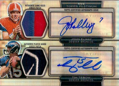 Big Time Hits: 2010 Football Card Patches, Autos, Rookies and Legends  18