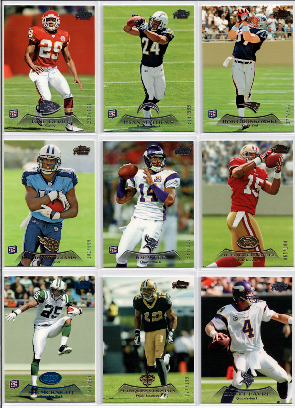 2010 Topps Prime Football Review 10