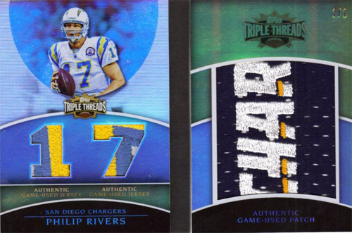 Big Time Hits: 2010 Football Card Patches, Autos, Rookies and Legends  15