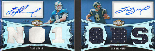 Big Time Hits: 2010 Football Card Patches, Autos, Rookies and Legends  10