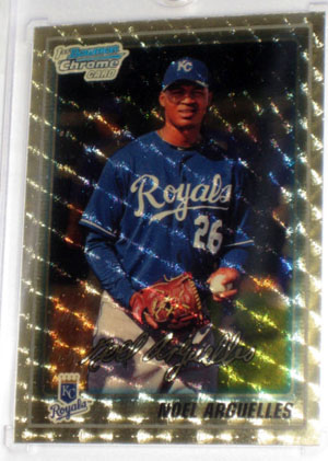 2010 Topps and Bowman Superfractor Super Show 8