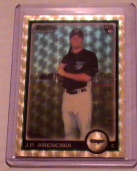 2010 Topps and Bowman Superfractor Super Show 7