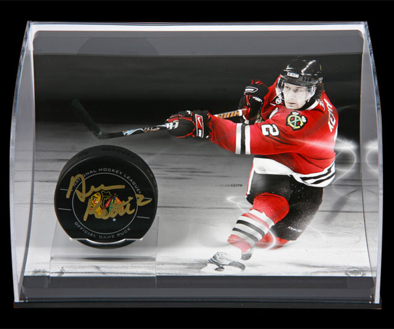 Upper Deck Curve Sports Memorabilia Display Guide 2