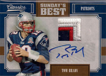 Big Time Hits: 2010 Football Card Patches, Autos, Rookies and Legends  13