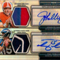 Big Time Hits: 2010 Football Card Patches, Autos, Rookies and Legends