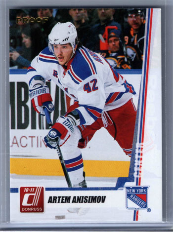 2010-11 Donruss Hockey Review 10