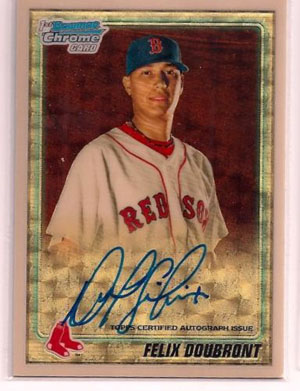 2010 Topps and Bowman Superfractor Super Show 25