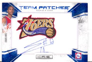 Big Time Hits: 2010-11 Basketball Cards 8