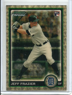 2010 Topps and Bowman Superfractor Super Show 31