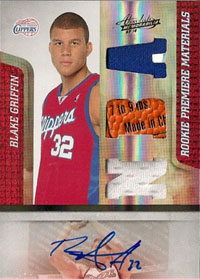 Blake Griffin Rookie Card Gallery 2