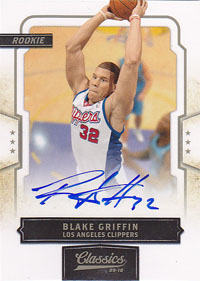 Blake Griffin Rookie Card Gallery 10
