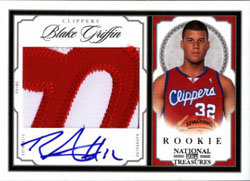 Blake Griffin Rookie Card Gallery 26