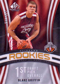 Blake Griffin Rookie Card Gallery 32