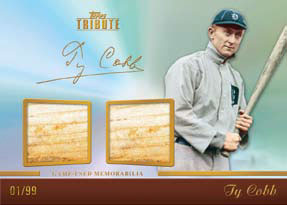 2011 Topps Tribute Baseball 3