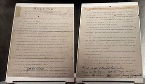 James Naismith's Thirteen Rules of Basketball Sells For $4.3 Million 1