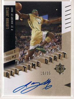 Big Time Hits: 2010-11 Basketball Cards 18