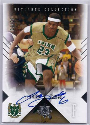 Big Time Hits: 2010-11 Basketball Cards 19