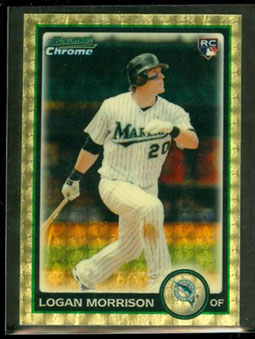 2010 Topps and Bowman Superfractor Super Show 60
