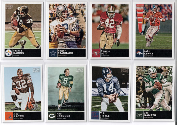 2010 Topps Magic Football Review 6