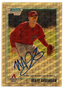 2010 Topps and Bowman Superfractor Super Show 53