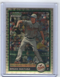 2010 Topps and Bowman Superfractor Super Show 54