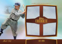 2011 Topps Tribute Baseball 6