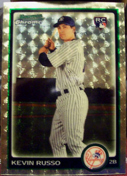 2010 Topps and Bowman Superfractor Super Show 69